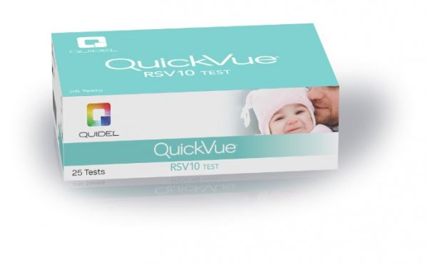 QuickVue RSV10 Test