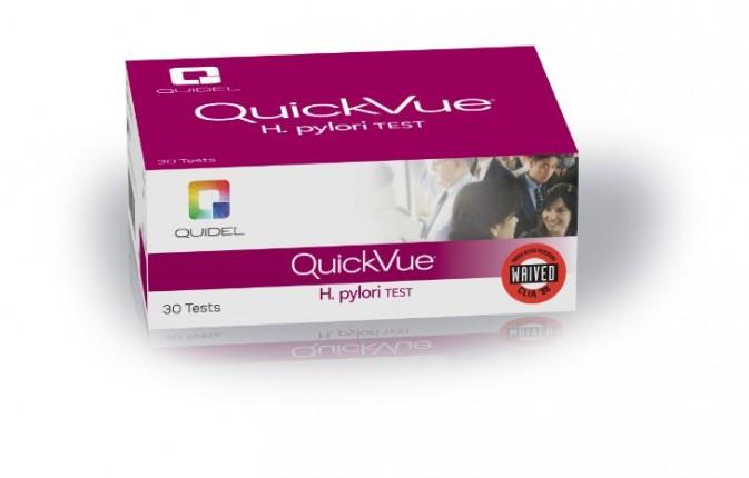 QuickVue H. pylori GII Test