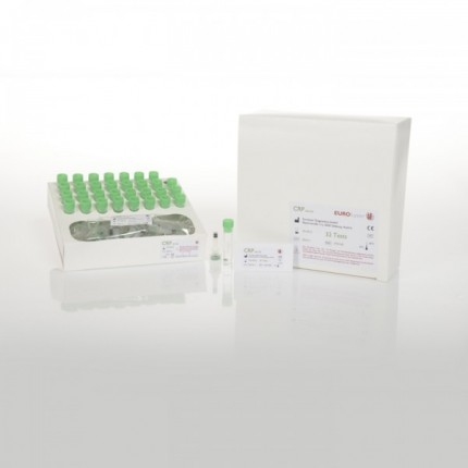Eurolyser CRP TEST KIT, 32 TESTS