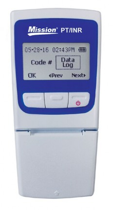 Mission® PT/INR Monitoring System