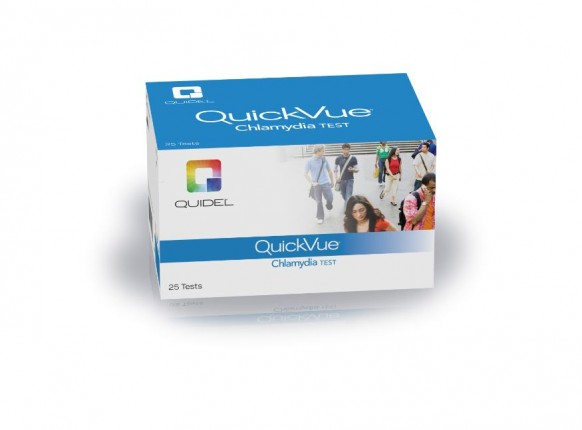 QuickVue Chlamydia Test