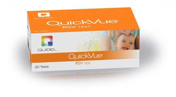 QuickVue RSV Test
